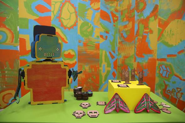 Berlin Art Link, Discover, Artwork by Juneau Projects