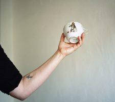 Berlin Art Link studio visit with Jen Ray
