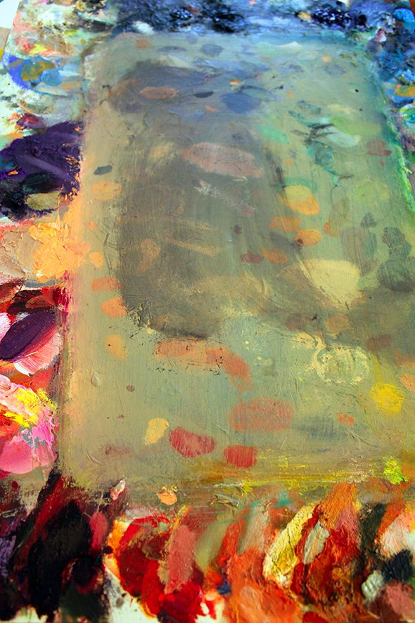 Berlin Art Link Studio Visit with Winston Chmielinski