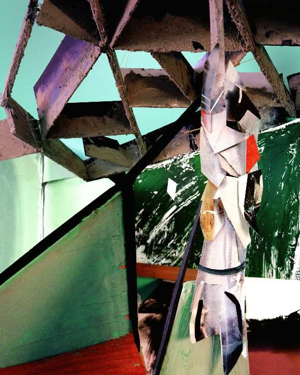 Berlin-Art-Link-Jhaveri Contemporary - Yamini Nayar–Chrysalis-IAF 2014