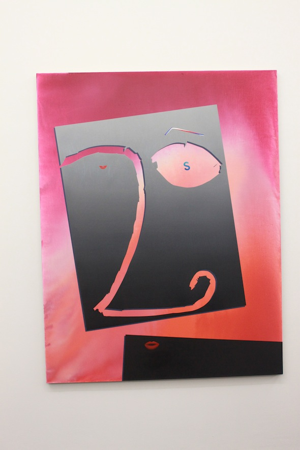 Berlin Art Link Discover, Eddie Peake at Peres Project, Photo Blog by Angela Bushati