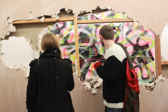 Berlin Art Link Discover, Eddie Peake at Peres Project, Photo Blog by Angela Bushati