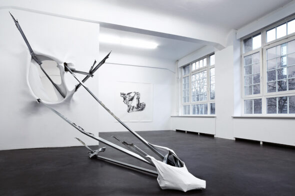 Berlin Art Link Discover, Art Work by John von Bergen; courtesy of alexander levy