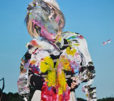 Berlin Art Link, Discover, Art Work by Sofie Bird Møller; photo by Emelie Flood