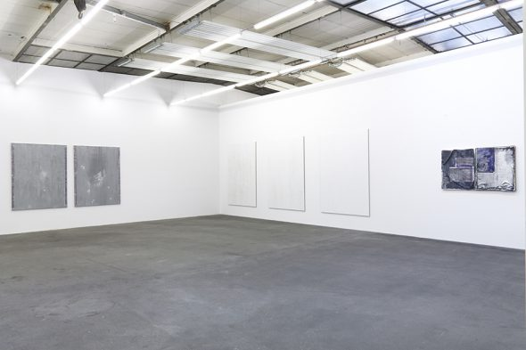 Berlin Art Link, Features, Exhibition view of #1986 at Johann König; courtesy Johann König, photo by Roman März