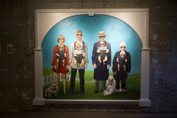 Berlin Art Link Discover, Art Work by Zezziou