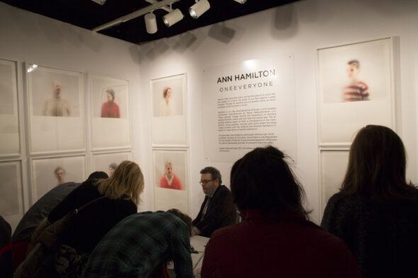 Berlin Art Link Discover, Art Work by Ann Hamilton