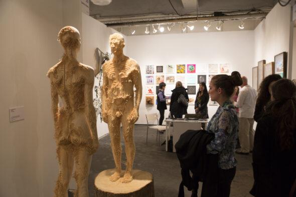Berlin Art Link Discover, Art Work by Aron Demetz