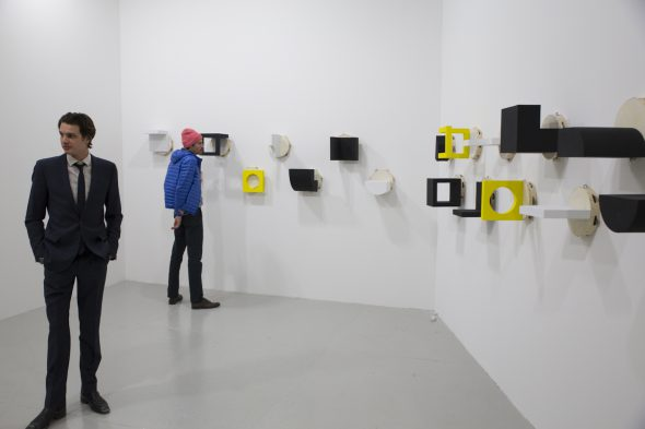 Berlin Art Link Discover, Art Work by Maccarone