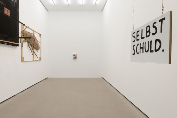 Berlin Art Link Discover, Art Work by Birgit Brenner; courtesy Galerie EIGEN + ART Leipzig/Berlin, photo by Uwe Walter