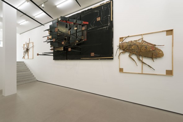 Berlin Art Link Discover, Art Work by Birgit Brenner; courtesy of Galerie EIGEN + ART Leipzig/Berlin, photo by Uwe Walter