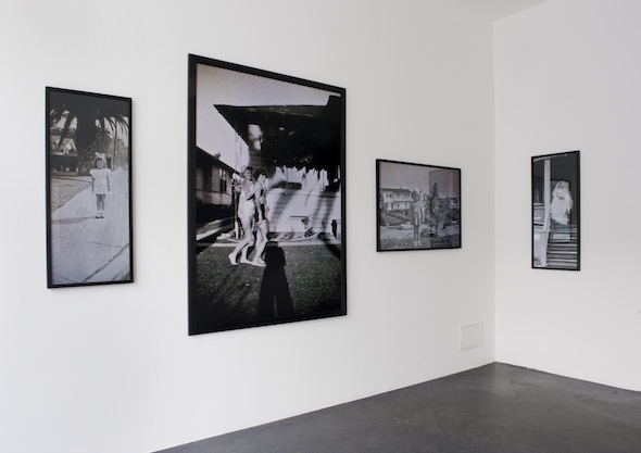 Berlin Art Link Visual Noise Installation View at Lage Egal