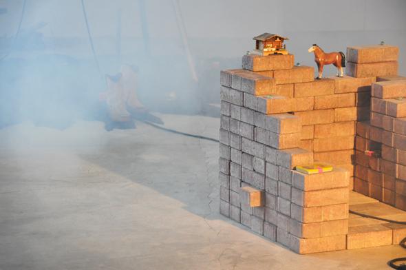 Berlin Art Link // DELTA at Emerson Gallery