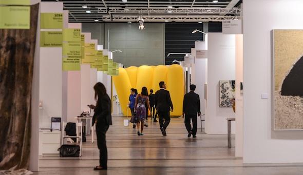Berlin Art Link, Discover, Art Basel Hong Kong