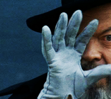 Berlin Art Link Discover, director, actor and writer Orson Welles; courtesy of Berlin Film Society