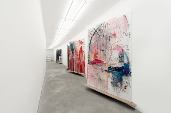 Berlin Art Link Discover, Art Work by Despina Stokou; courtesy courtesy the artist and Galerie EIGEN + ART Leipzig/Berlin, photo by Uwe Walter