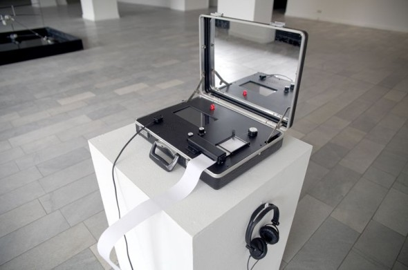 Berlin Art Link Discover, Art Work by Jamie Allen; courtesy of LEAP