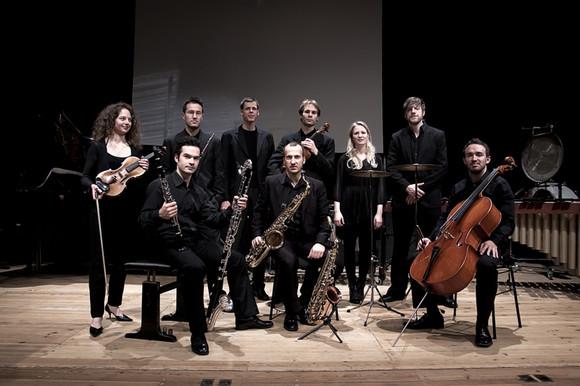 Berlin Art Link Discover, photo of Zafraan Ensemble; courtesy of Amir Fattal