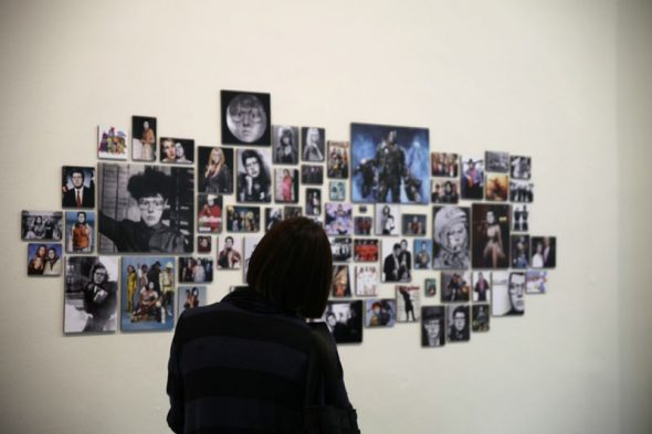 Berlin Art Link Features, Art Work by Jana Barthel; courtesy of LEAP, photo by Mikko Gaestel