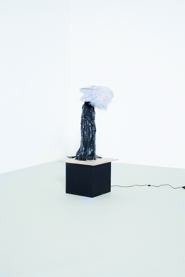 "Okka-Esther Hungerbühler - ""Blume"" (2014)"