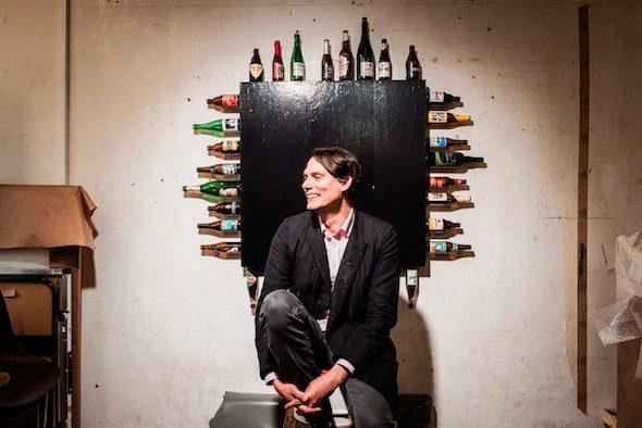 Berlin Art Link Studio Visit with Gregor Hildebrandt