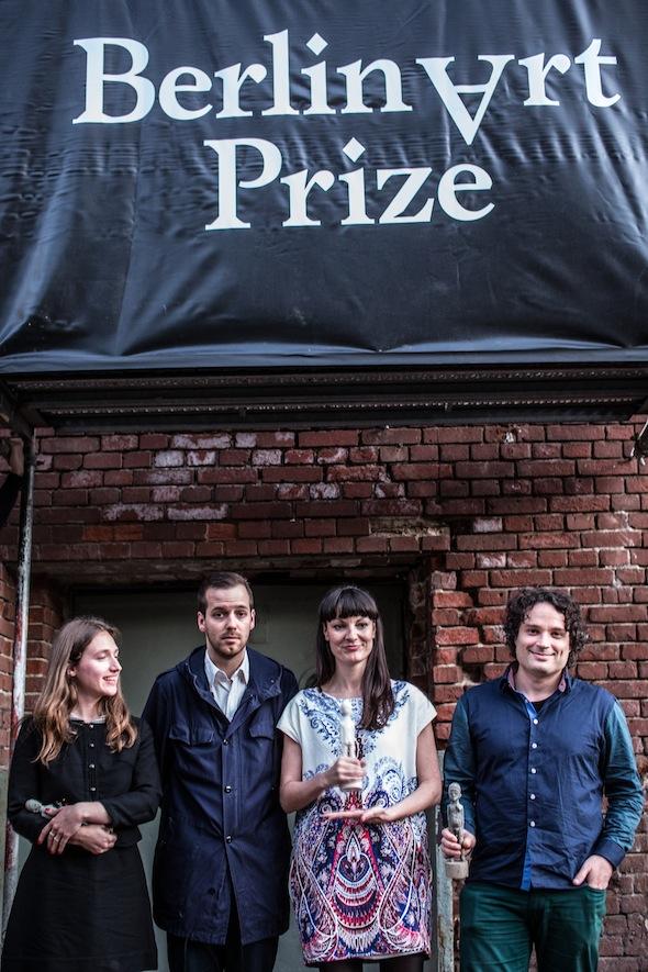 Berlin Art Link Feature Berlin Art Prize 2014