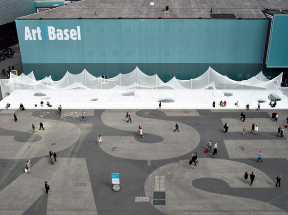 Berlin Art Link Features; courtesy of Art Basel © photo by Daniela & Tonatiuh