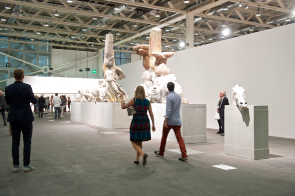 Berlin Art Link Features, Art Work by Xu Zhen; courtesy of Art Basel