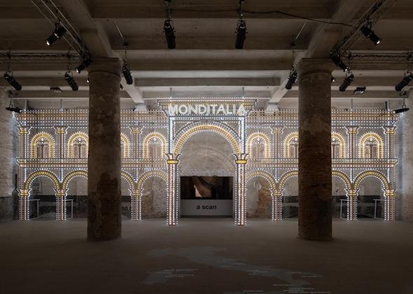 Berlin Art Link Feature 14th International Architecture Exhibition of la Biennale di Venezia, Luminaire