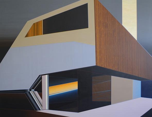 "Berlin Art Link Discover, Aurelia Gratzer at Galerie Hunchentoot, ""Women's Digest"", 2013"
