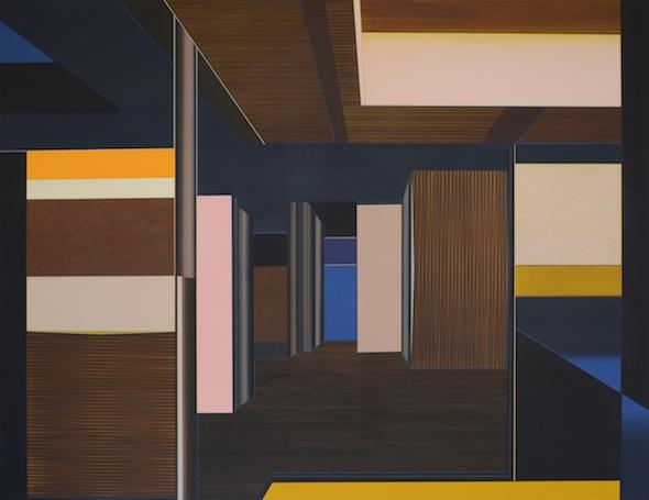 "Berlin Art Link Discover, Aurelia Gratzer at Galerie Hunchentoot, ""Faber"", 2014"