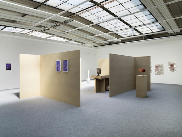 Berlin Art Link Feature Tue Greenfort at Johann König