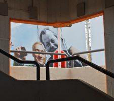 "Berlin Art Link Discover Open Call for photography, photo by Peter Walerowski - ""falscher_Ausgang"" (2012)"