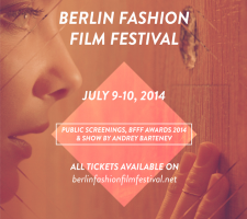 Berlin Art Link Discover; courtesy of Berlin fashion Film Festival