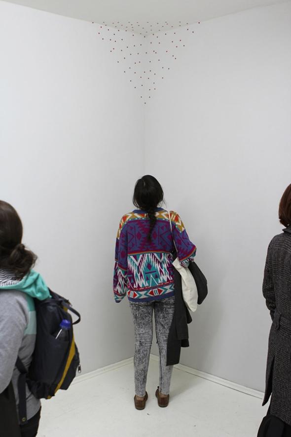 Berlin Art Link, NuN, Brad Downey exhibition