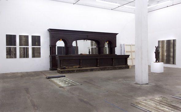 Berlin Art Link Studio Visit with Marianne Vitale