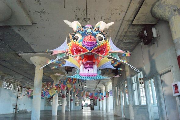 Berlin Art Link Feature Ai Weiwei at Alcatraz