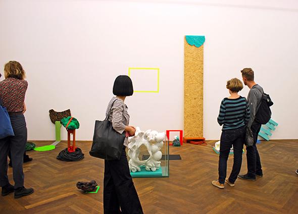 Berlin Art Link Feature, Berlin Masters  2014 at Arndt