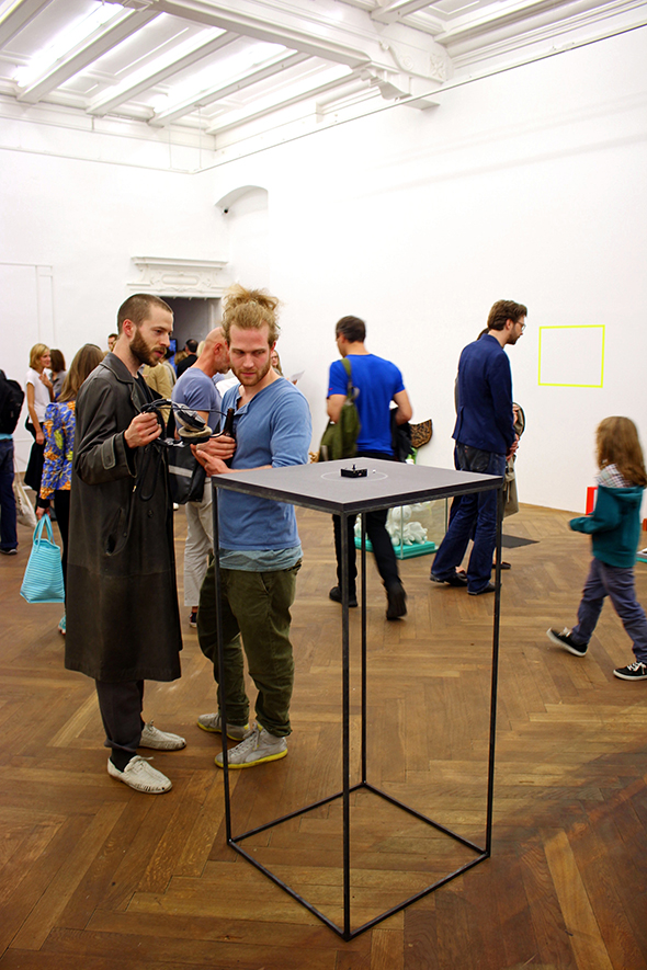 Berlin Art Link Feature, Berlin Masters 2014 at Arndt