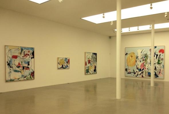Berlin-Art-Link-Installation view-EddieMartinez-TimothyTaylorGallery