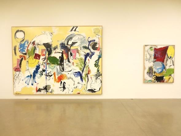 Berlin-Art-Link-TimothyTaylor-EddieMartinez-Installation view 02
