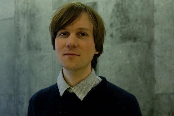 Berlin Art Link Interview with Kristoffer Gansing
