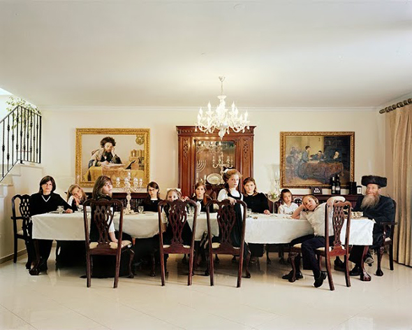 "This Place, Frederic Brenner ""The Weinfeld Family"" (2009)"