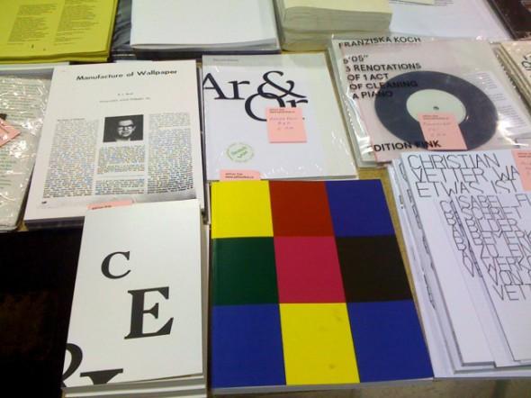 Friends with Books: Art Book Fair Berlin (2014), photo courtesy of the Art Book Fair
