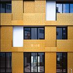 Building by Sergei Tchoban; photo by Claus Grubner