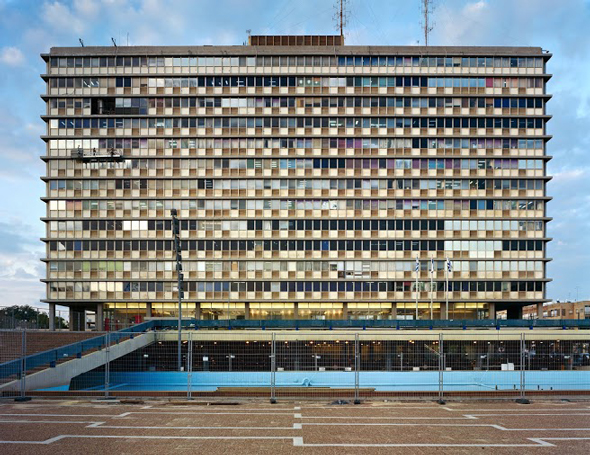 Thomas Struth, This place, Frederic Brenner interview