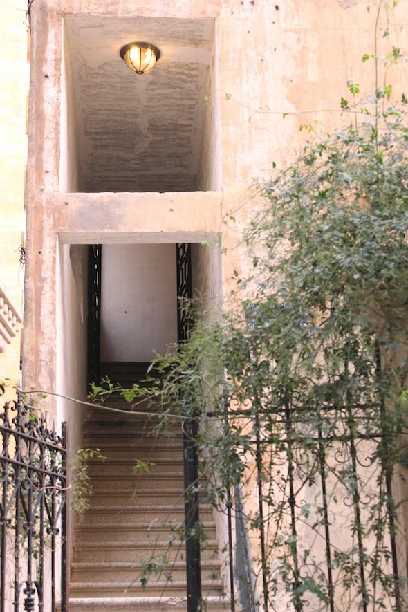 Maria Achkar - Villa Paradiso, Beirut; Photo courtesy of Maria Achkar