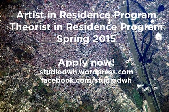 Berlin Art Link Apply Residency Program studio das weisse haus Vienna
