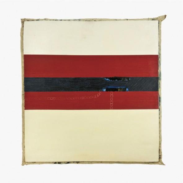 "Dale Henry ""Gazebo Paintings: Evening"" (circa. 1965), photo courtesy of Gustavo Gordillo."