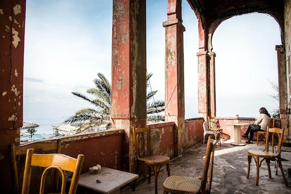 Karim Sakr - La Maison Rose, Beirut; Photo copyright Karim Sakr, Courtesy Maria Achkar